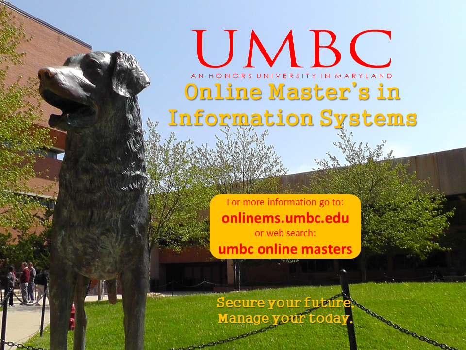 Online Master S In Information Systems Department Of