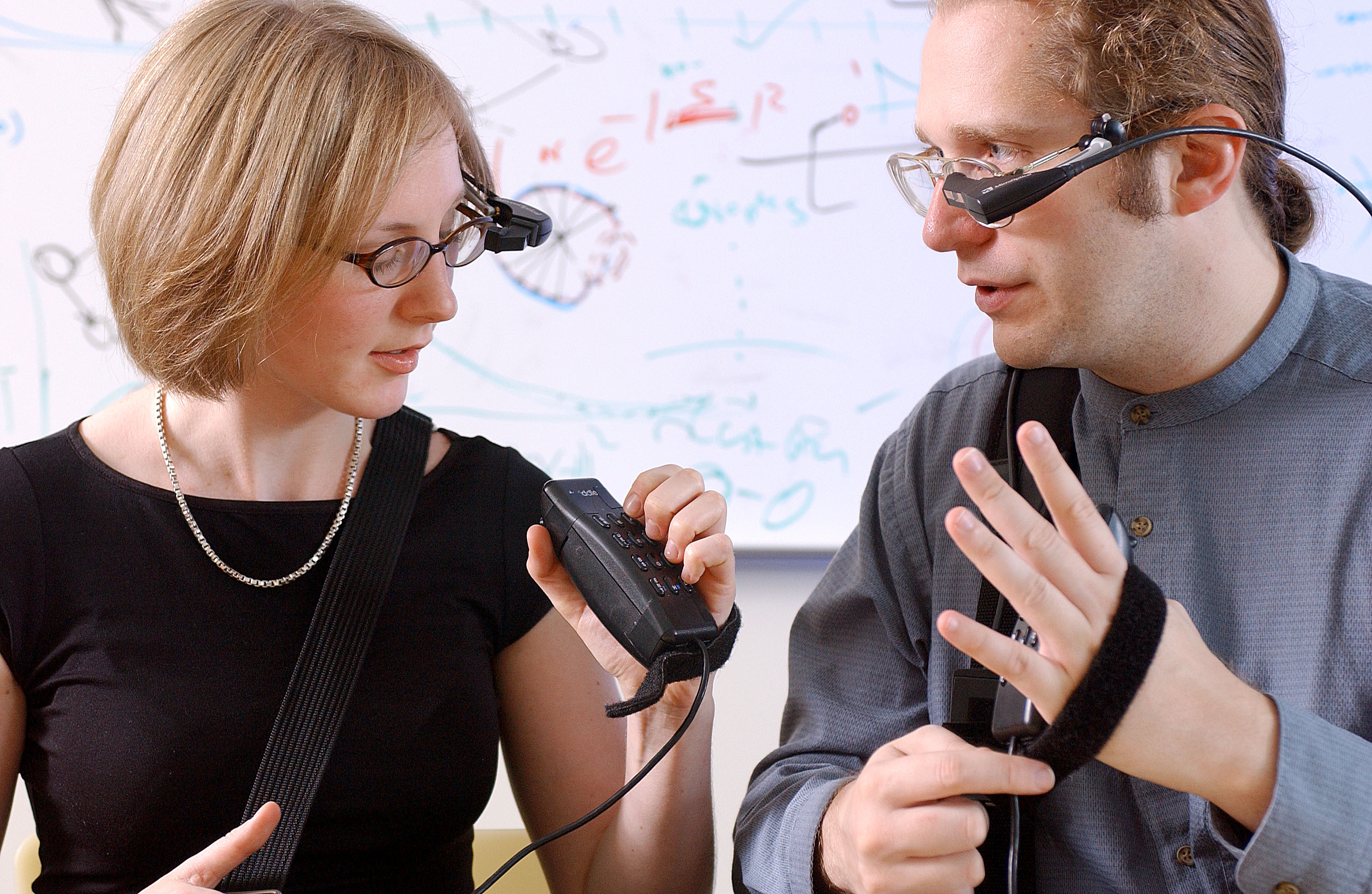 Dr. Starner Talks Wearable Computing - Mon., Nov. 16th at Noon