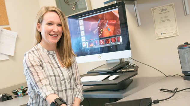 Helena Mentis receives NSF CAREER Award for advancements in surgical telemedicine