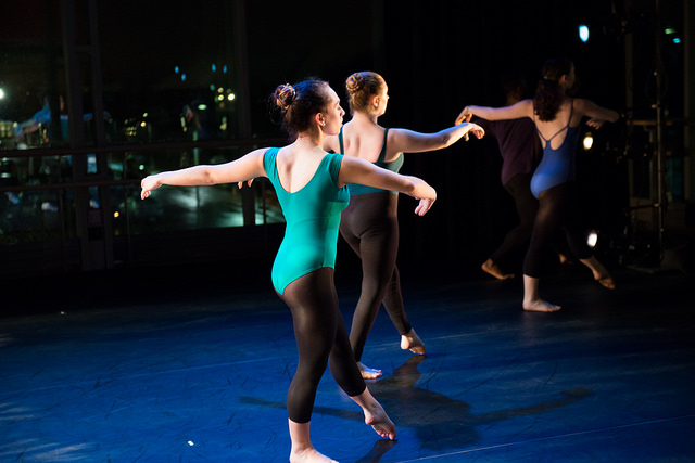Prof. Roy and his students help create an automated dance teacher