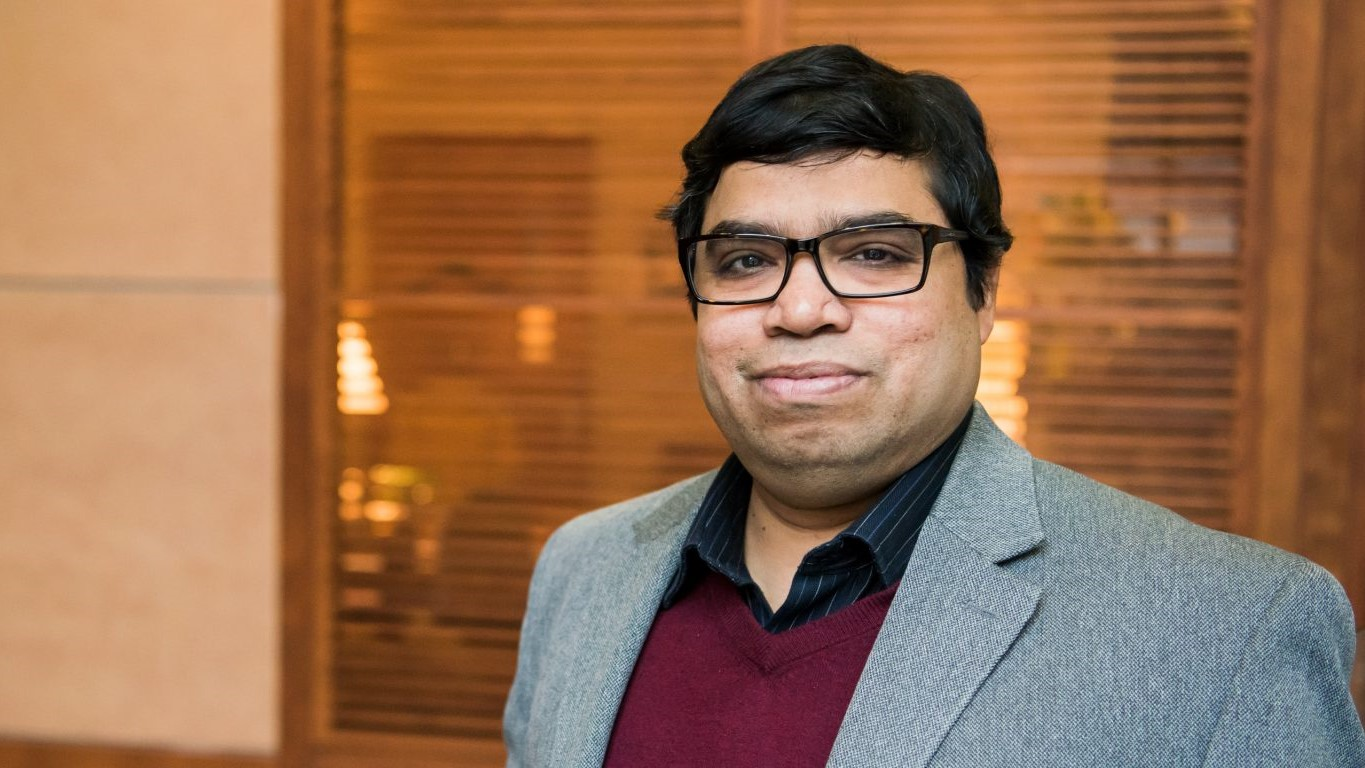 Prof. Nirmalya Roy receives NSF CAREER Award