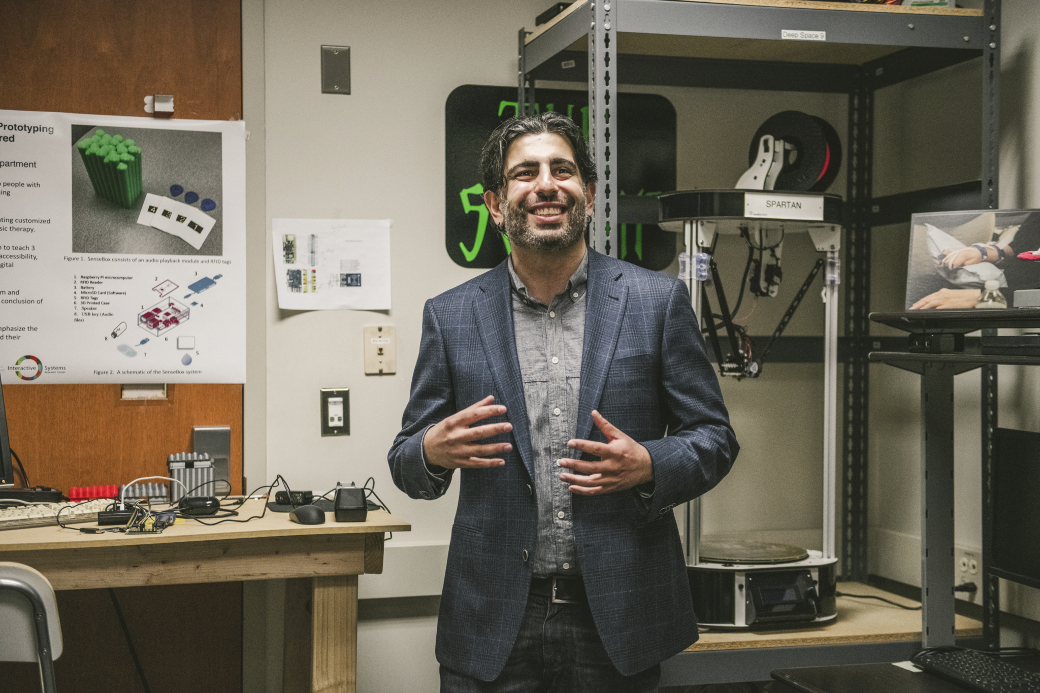 Dr. Foad Hamidi Receives NSF Grant to Engage Youth in STEM