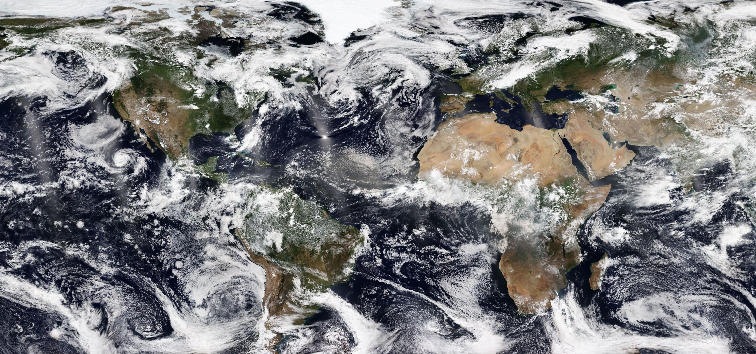 NASA Awards Grant to IS Professors for AI Climate Research