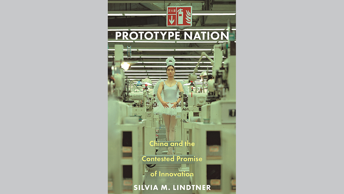 Virtual Talk with Dr. Silvia Lindtner Discussing Her First Book